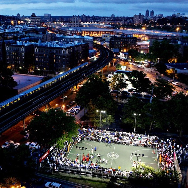 Dunk Elite to join forces with legendary New York streetball courts