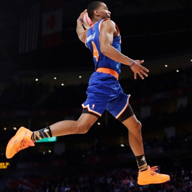NBA All-Star Weekend; Sprite Slam-Dunk Competition 2015